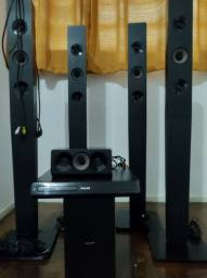 HOME THEATER PHILIPS 1000W