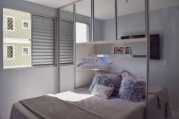 Apartamento com 2 dormitórios para alugar, 48 m² por R$ 1.150,00/mês - Jardim Santa Teresi