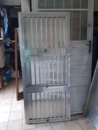 Porta para armário em alumínio