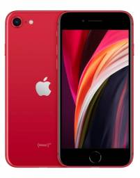 iPhone SE 64gb vermelho - Lacrado