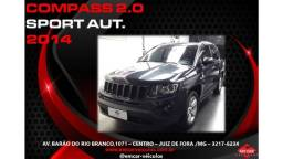 Jeep Compass Sport 2.0 Automática 2014