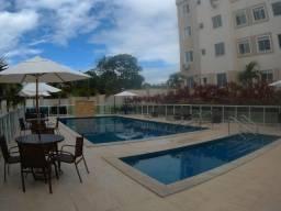 Aluga-se apartamento no Vila das Seringueiras- 2 quartos com área de lazer completa