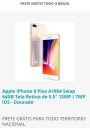 Apple iPhone 8 Plus<br><br>Preço 2.750,00