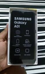 Samsung Galaxy  A01 novo na caixa.