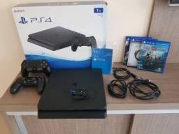 PS4 slim, PS 4, PlayStation 4