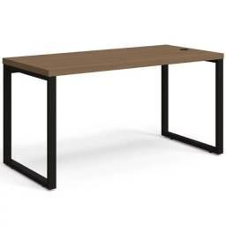 Mesa para escritório diretor 1,50mt carvalho munique f150 - kappesberg