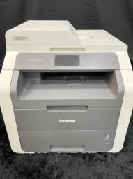 Impressora Laser Colorida Brother Dcp-9020cdn