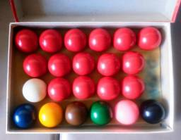 Bolas de bilhar/snooker importadas