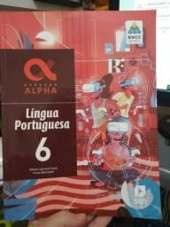 Geração Alpha 6 lingua portuguesa