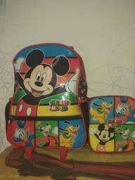 Vendo bolsa do mickey mouse