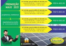 PROMOÇÃO ENERGIA SOLAR