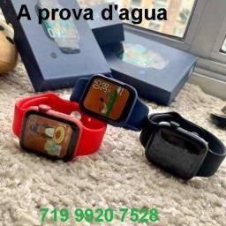 Smartwatch pega senha