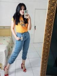 Jeans em liquidação