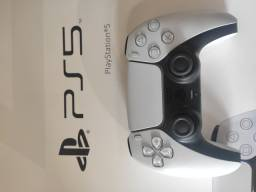 PS5 novo com nota fiscal e garantia última peça