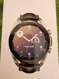 Galaxy Watch 3, Lacrado na caixa, com NF
