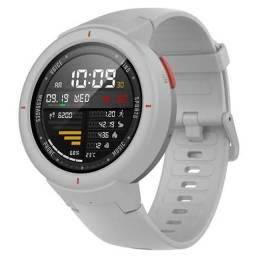 Smartwatch Amazfit Verge A1811 com Glonass/Bluetooth/Wi-Fi - Branco<br><br>