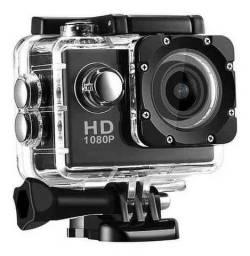 Promoção câmera Go pró