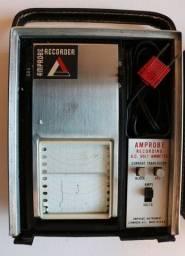 Amperímetro Gravador - Amprobe Lava 81/82 Ac-volt - Antiguidade