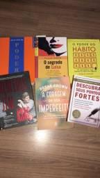 Combo livros desenvolvimento pessoal