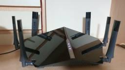 Roteador D'link Dir 890l Ac3200 dual band com 6 antenas
