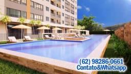 Apartamento 2 Quartos (1 Suíte) à Venda em Goiânia