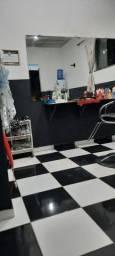 Vendo itens de barbearia