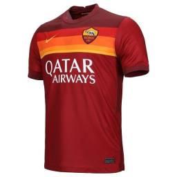 Camisa Roma Home Temporada 2020/21