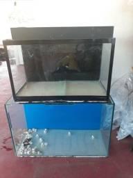 vendo 2 aquarios
