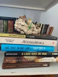 Livros usados em otimo estado