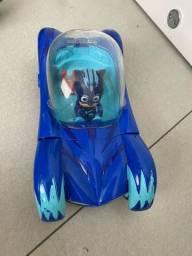 Carro Menino Gato  PJ Mask
