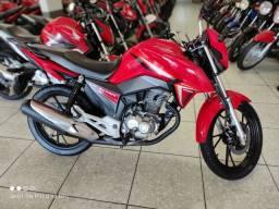 Honda Titan EX 160 2017 vermelha
