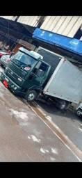 Caminhão Ford Cargo 2009 Baú
