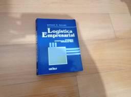 Livro Logística Empresarial Ronald H Ballou