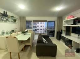 Apartamento no Vitral com 3 dormitórios à venda, 90 m² por R$ 620.000 - Fátima - Fortaleza