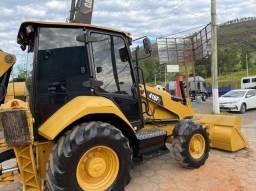 Retro Escavadeira Carterpillar 416 F2 2017