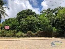 Terreno à venda, 1000 m² por R$ 550.000 - Praia de Imbassaí - Mata de São João/BA