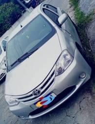 Etios 2013 carro top!!