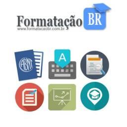 Londrina - Formatação (monografia, tcc), ABNT, APA, Vancouver / Plágio e slides