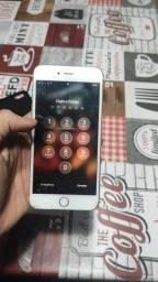 Iphone 6s plus 128 g barbada pra hj!