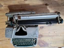 Maquina de escrever para colecionador