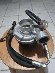 Turbina motor Diesel