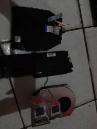 FONTE, COOLER E LEITOR PS3 SLIM(NO ESTADO)