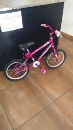 Bike aro 16 semi-nova