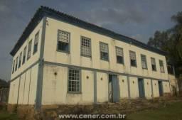 """487/Fazenda de 50 ha com linda sede centenária/ """"a ponte do rio que cai"""""""