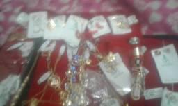 Vendo pano de jóias folheadas
