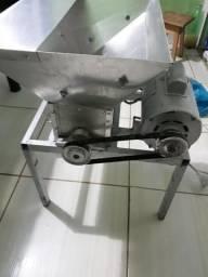 Máquina trituradora de goma