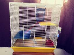 Gaiola Para Hamster 3 Andares