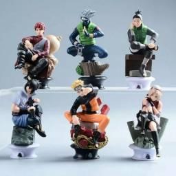 Kit 3 Action Figures x Naruto x 12x R$ 11,00