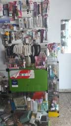 Loja de cosmeticos e acessorios