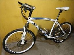Bicicleta Mônaco Branca